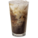 Iced Coffee With Milk / Cream